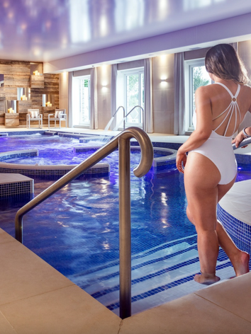 HYDROTHERAPY SPA AT ST MICHAELS