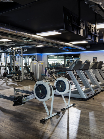 FITNESS CENTRE AT ST MICHAELS