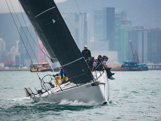 Mills 41 Ambush takes the IRC Overall Win in the Hong Kong to Hainan Race!