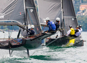 A Wrap on the Revolution Cup and We're Off to Malcesine!