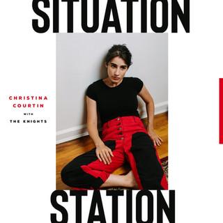 Christina Courtin - Situation Station