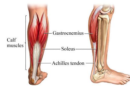Running towards your Achilles Heel - Achilles Teninopathy