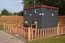 Toiletgebouw Camping Lauwersschans