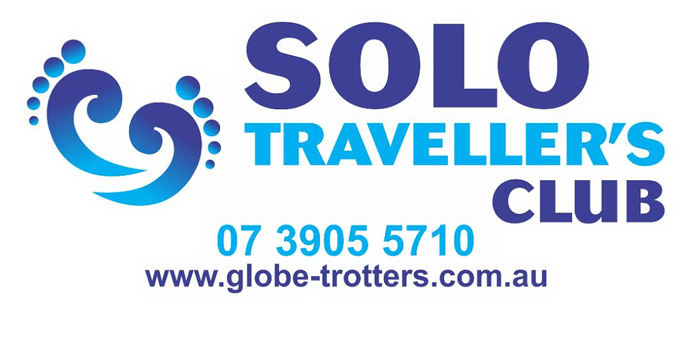 May Solo Traveller's Get Together- Online Event