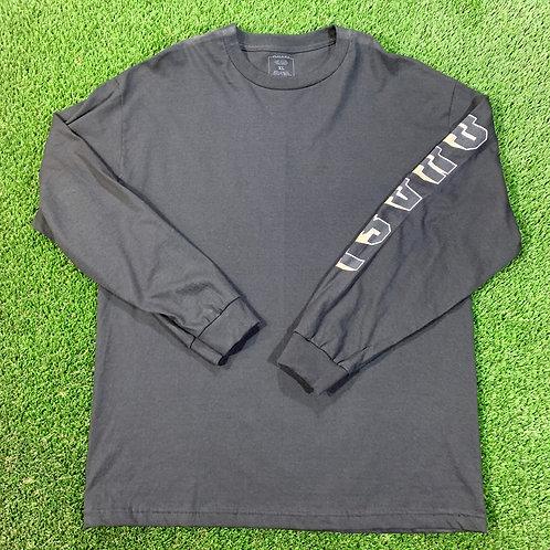 Quasi Sleeve Print L/S - XL