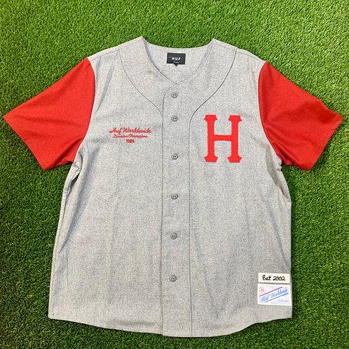 Huf Slugger Baseball Jersey - XL