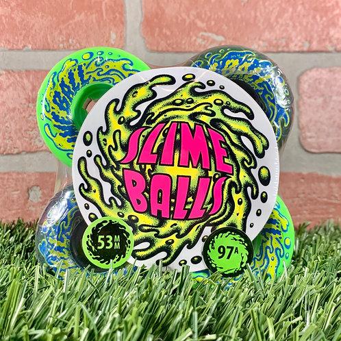 Slime Balls - Double Take Vomit Mini - 53mm
