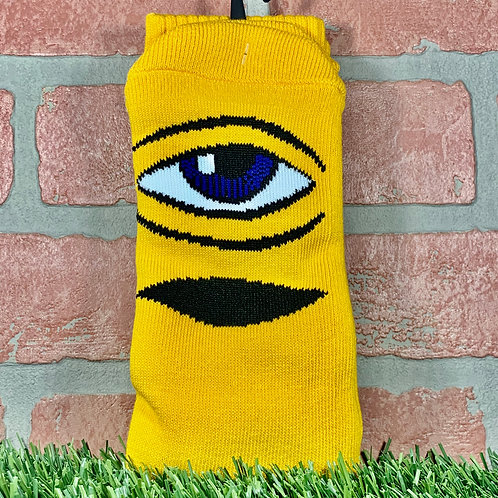 Toy Machine Sect Eye Yellow