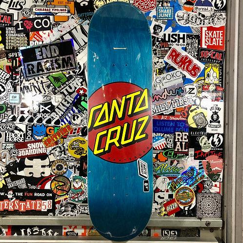 "Santa Cruz - Classic Dot - 8.5"""