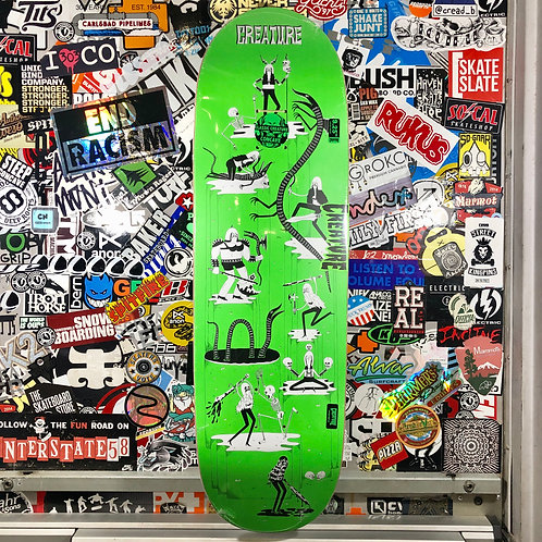 """Creature - Free For All XL Powerply - 9.25"""""""