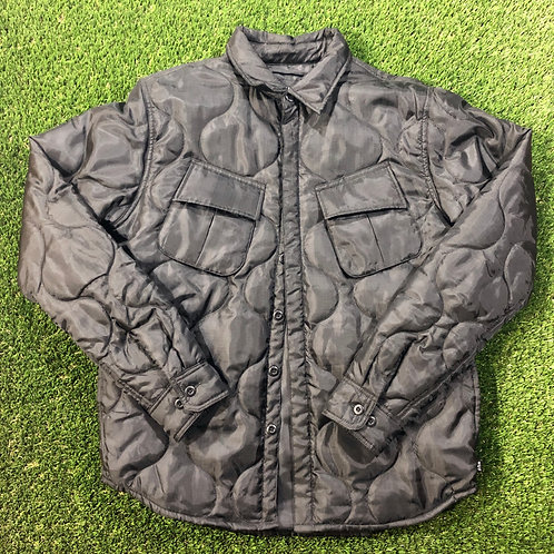 Huf Quilted BDU Shirt - M