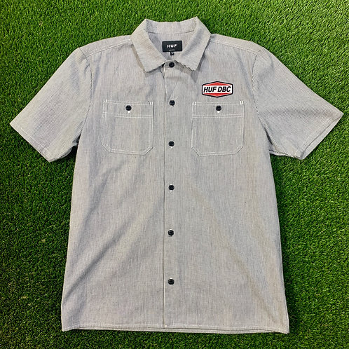 Huf Gas Station Woven - M