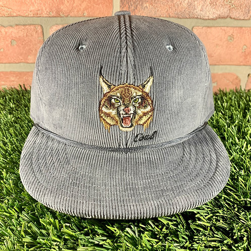 Coal Wilderness Corduroy Snapback
