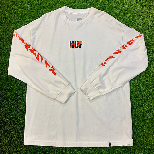 Huf Logo L/S - XL