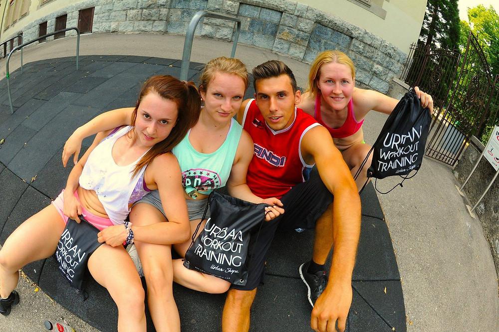 urban workout training