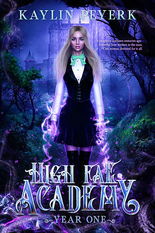 High Fae Academy - 1 - Kaylin Peyerk - 9
