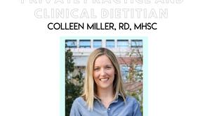 Dietitian Career Spotlight: Colleen Miller, RD, MHSc