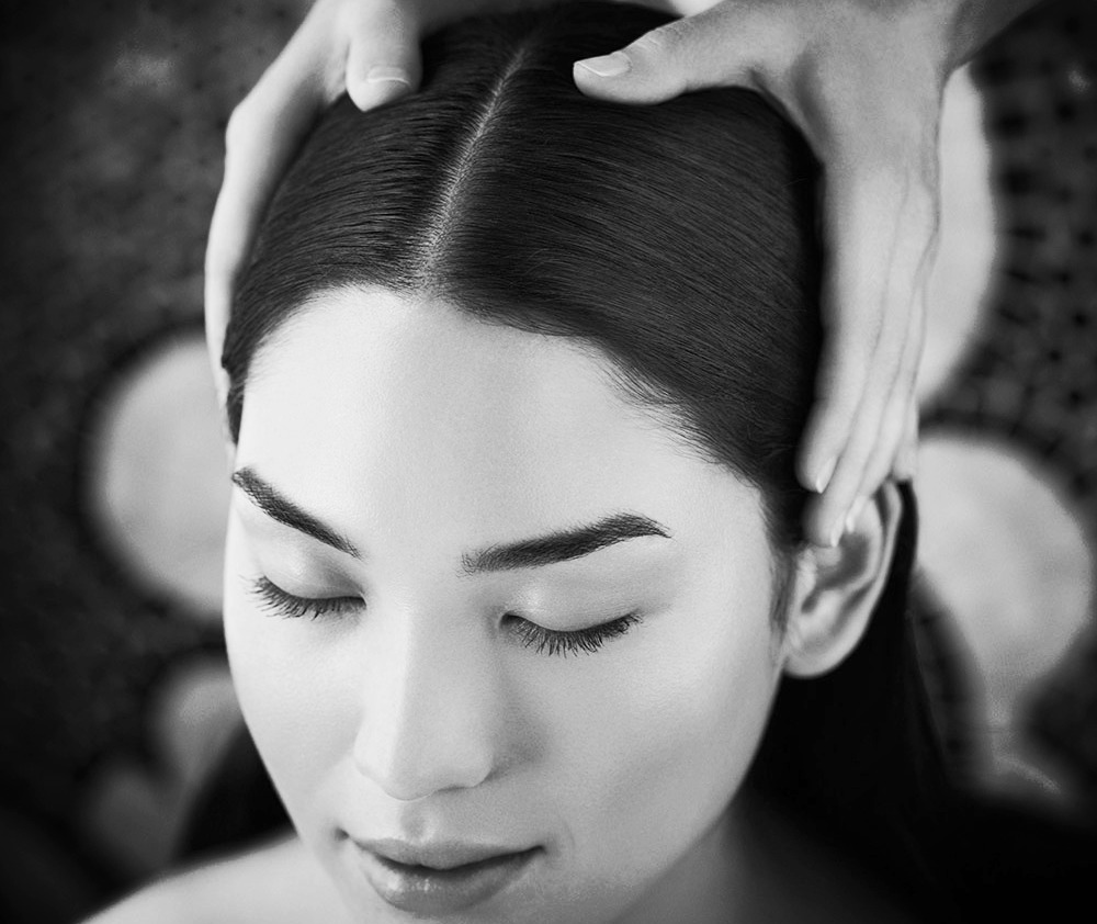 AVEDA SCALP TREATMENT + MASSAGE