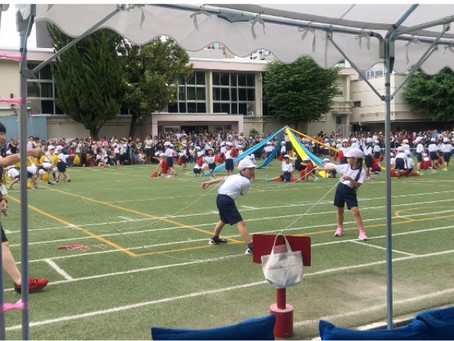EVENT:富谷小学校運動会にてダンスパフォーマンス!
