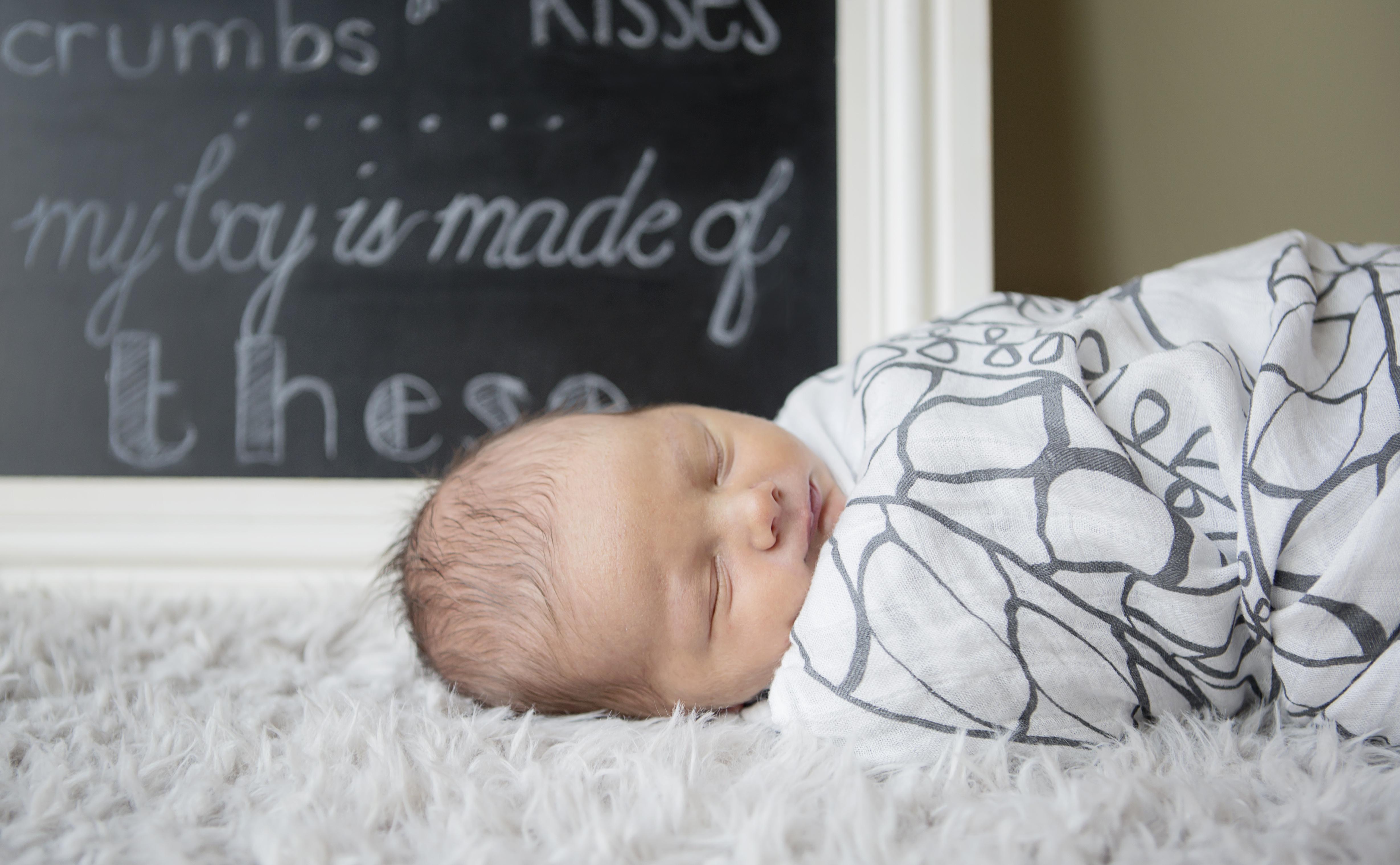 Grand Rapids Newborn Photography