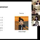 Presentation (Megumi)