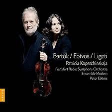 Bartók / Eötvös / Ligeti Béla Bartók