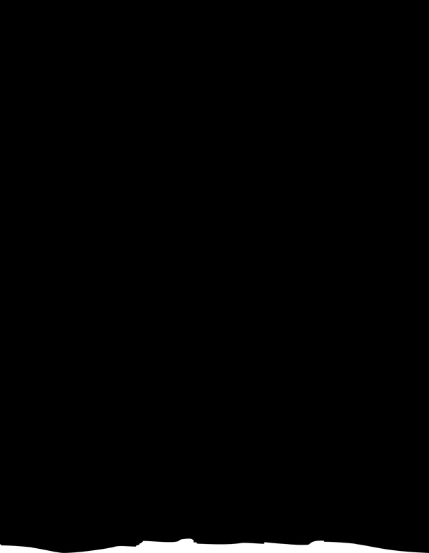 sort baggrund