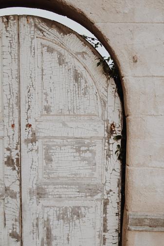 Door Detail, Pleasure Point CA