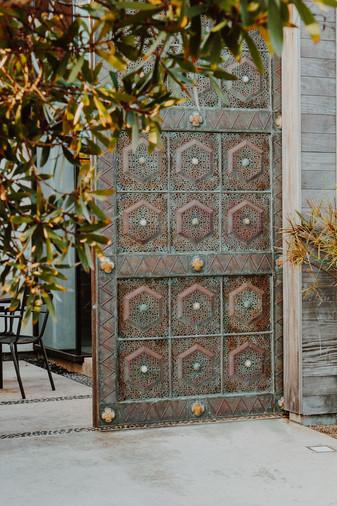 Door Detail, Santa Cruz CA