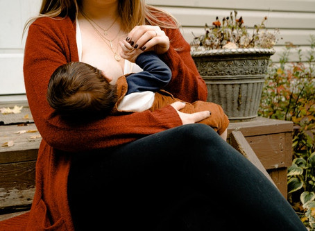 Myth: You can't get a massage while breastfeeding.