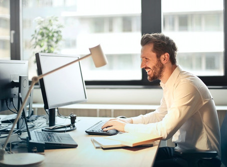 Is your desk causing shoulder pain?