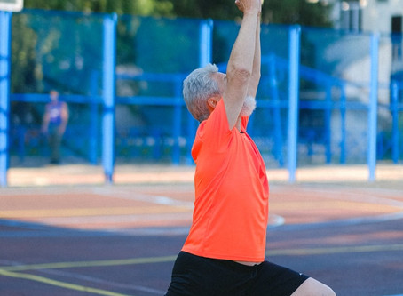 """The 5 Stages of """"Aging Athlete"""" Pain"""