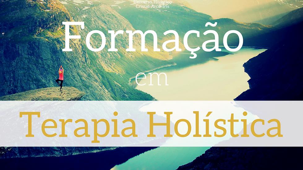 Curso de Formação em Terapias Holísticas