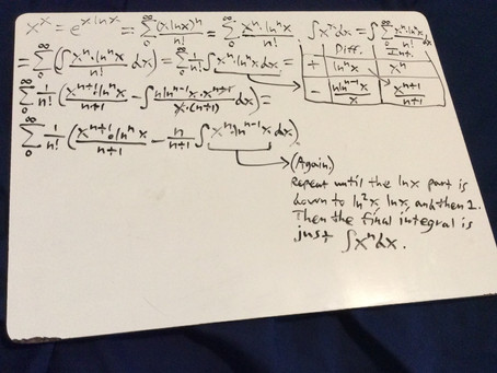 Taylor Series with integration
