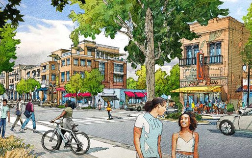 Public invited to review draft West End Small Area Plan