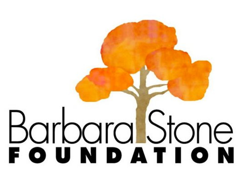 The Barbara Stone Foundation grant applications due March 15, 2021
