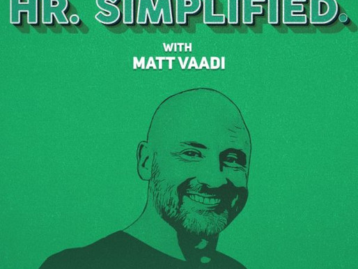 Introducing HR. Simplified. – A New Podcast for Small Businesses