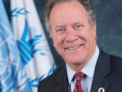 World Food Programme Executive Director David Beasley bestowed with honorary doctorate