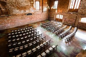 Old Cigar Warehouse helps engaged couples book their wedding without a set date