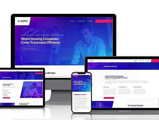 Kopis launches new website with help from Engenius