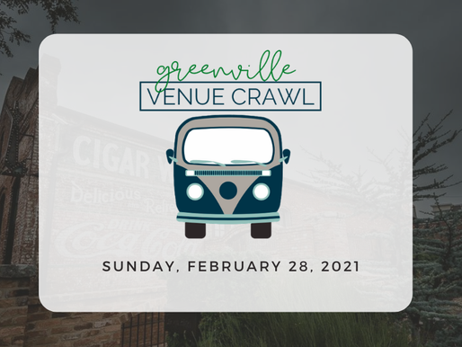 Greenville Venue Crawl promises a unique approach to event planning