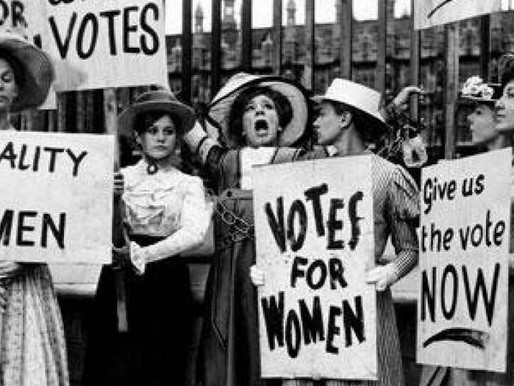 The 19th Amendment - 100 Years Later