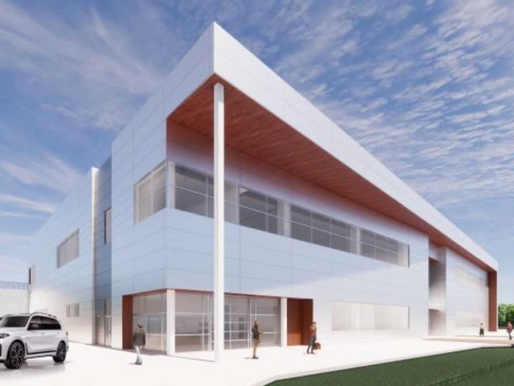 BMW Manufacturing announces construction of new training center