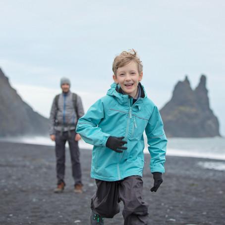 Islandia con niños: Cómo Divertiese a lo Grande