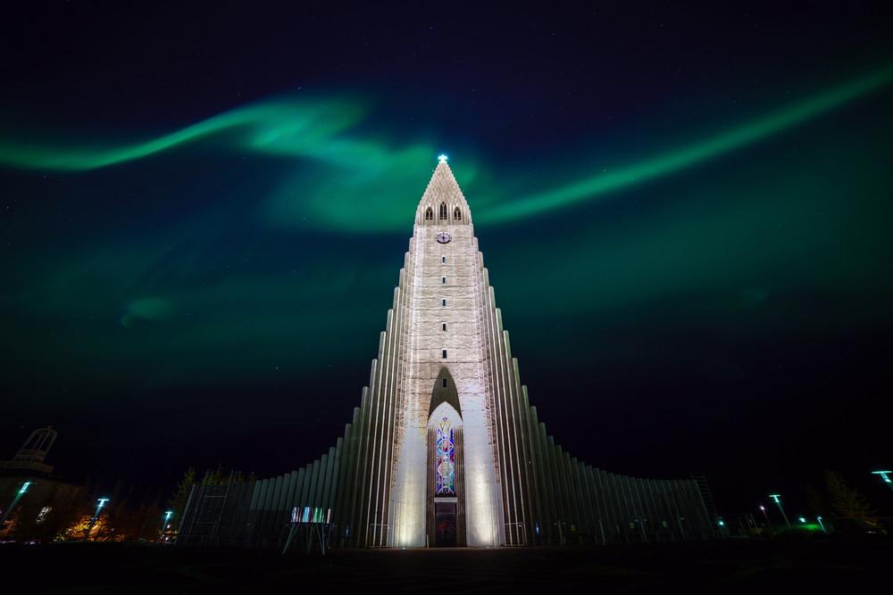 Iglesia principal de Reikiavik - Viajar a Islandia