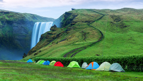 Everything You Need to Know About Iceland Camping Law