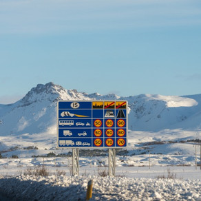 Speeding Fines in Iceland - Guide & Info