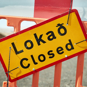 Road Closures in Iceland and What to Do About Them