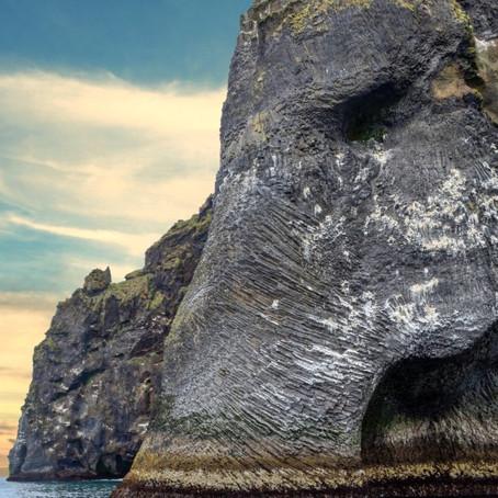 Elephant Rock Iceland: Heimaey Island's Volcanic Natural Wonder
