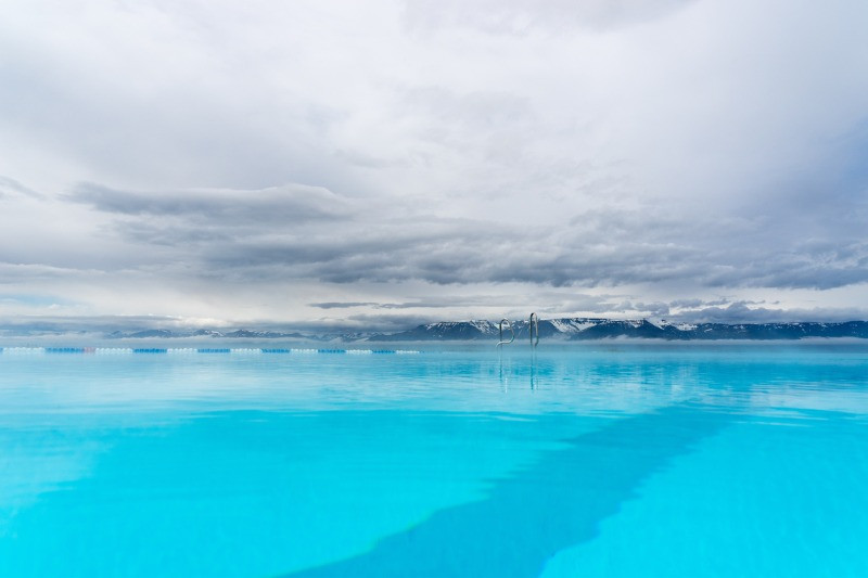 Get off the beaten path in Iceland with the Hofsós swimming pool